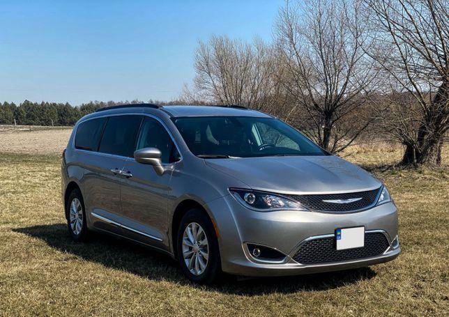 2017 Chrysler Pacifica 3.6