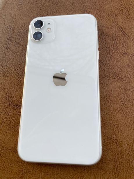 iPhone 11 64GB White идеальный  гарантия магазин РАССРОЧКА 585$