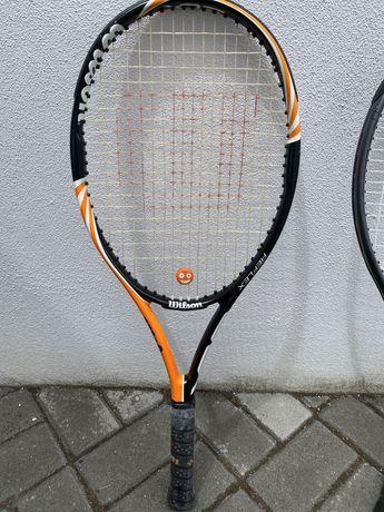 Raquete tenis wilson refex
