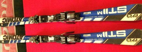 Narty Atomic ST11 slalomki 170 ST11m