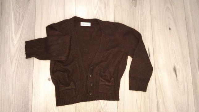 Bolerko narzuta sweterek