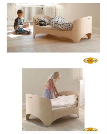 Детская кроватка Leander Junior