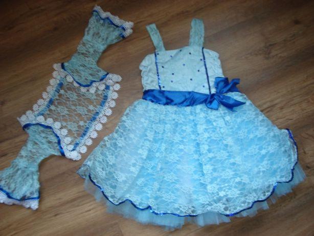 Платье на праздник, утренник( с 2 до 5 лет)