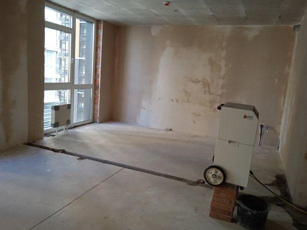 Штукатурка стен,потолка, домов и офисов