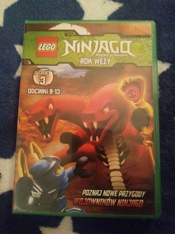 Lego Ninjago Rok weży cz 3 Wyprzedaż z kol.synka. zapraszam