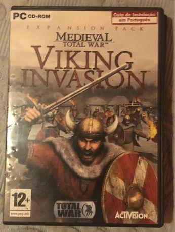 Jogo para PC - Viking Invasion