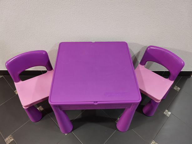Детский стол+2 стула  Tega baby Mamut