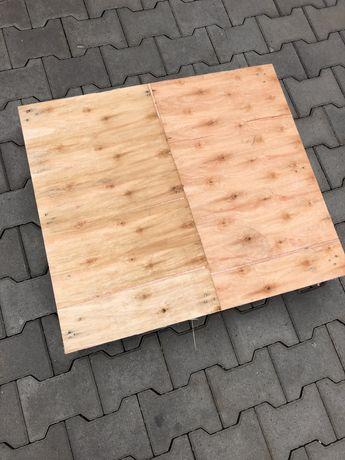 Palety z płyty  70x80 i inne wymiary