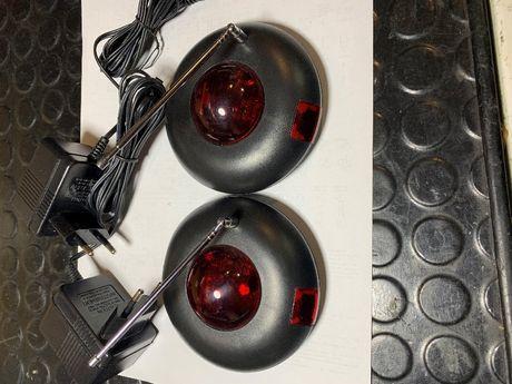 Extensor de Controle Remoto Universal via RF emissor+IR Receptor