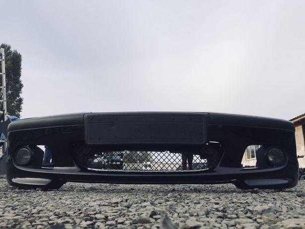 Бампер M Tex BMW E46 Оригинал Schwarz 2 Черный БМВ М Е46 Чёрный