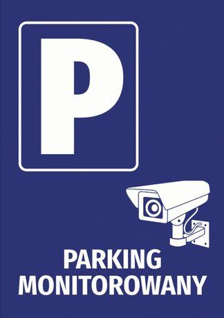 Parking Strzezony Monitorowany - Fordon Bydgoszcz