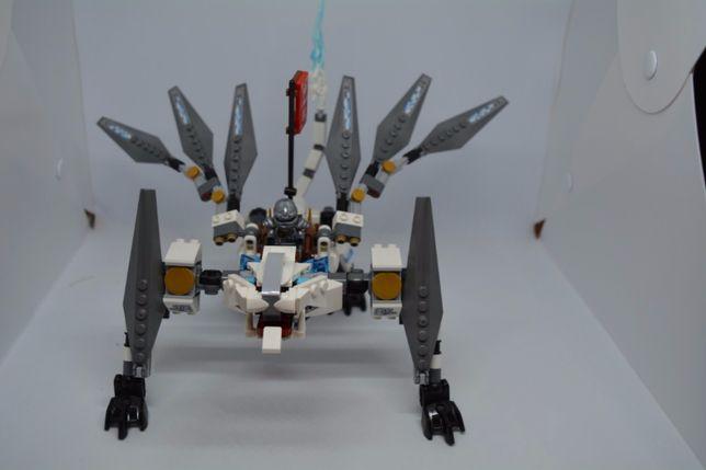 Конструктор Lego Ninjago Titanium Dragon 70748