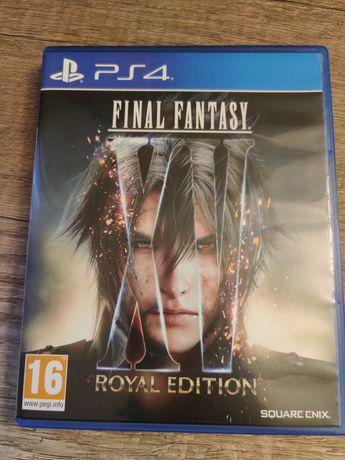 Final Fantasy 15 - Royal Edition PS4