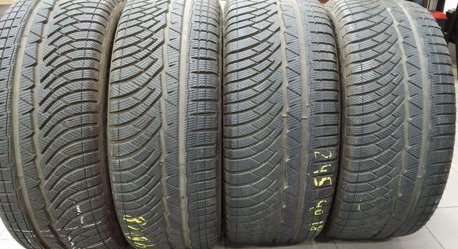 245/40R18 97V / 225/45R18 95V Michelin Pilot Alpin