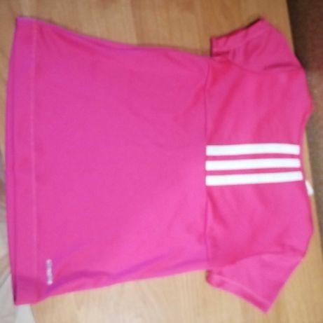 Bluzka Adidas dla dziewczynki