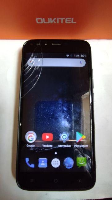 Продам смартфон Oukitel U22