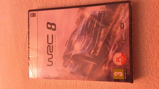 Gra WRC 8 PL na PC