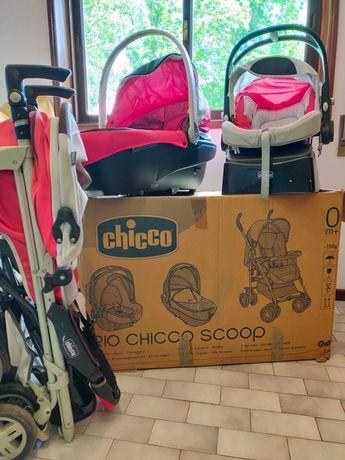 Trio Chicco SCOOP