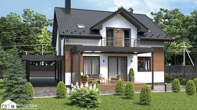 Индивидуальное проектирование домов и коттеджей, проекты домов