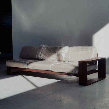 Sofá de exterior novo
