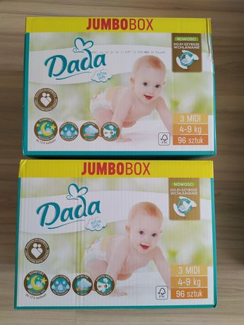 Pampersy Dada 3 Extra Soft