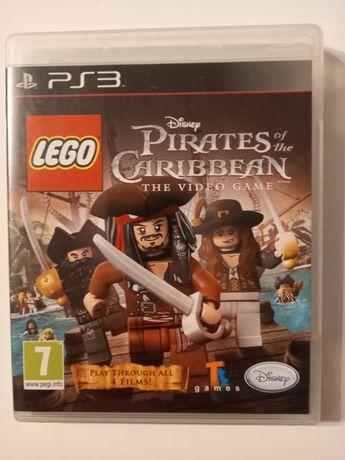 PS3 Piraci z Karaibów Lego
