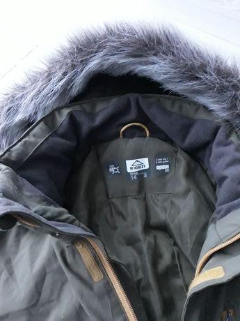 Mc Kinley Aquamax kurtka futerko odpinane j. NOWA roz 14 /164