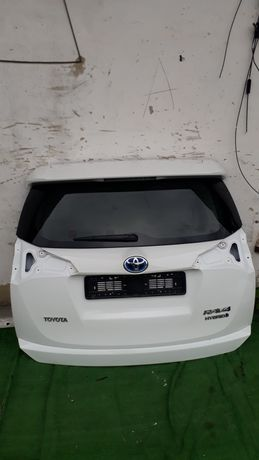 ЛЯДА/Кришка багажника Toyota Rav4 Рав4 2013 2014 2015 2016 2017 2018
