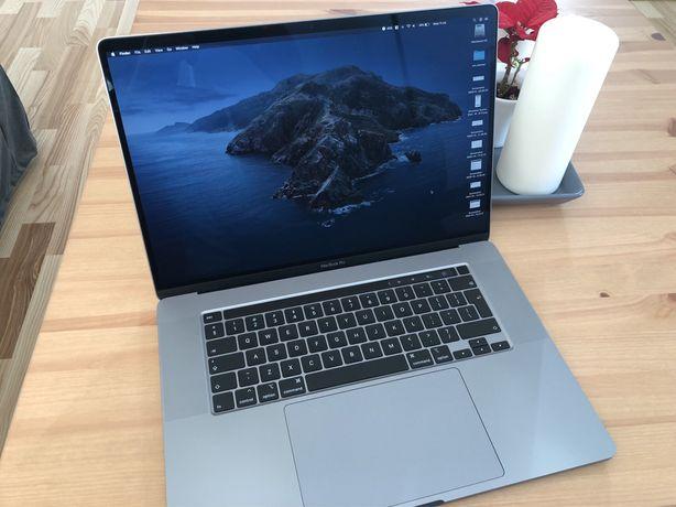 """MacBook Pro 16"""" i9 2.4GHz, 64GB, 5500M 8GB [Ubezpieczenie,Gwarancja]"""