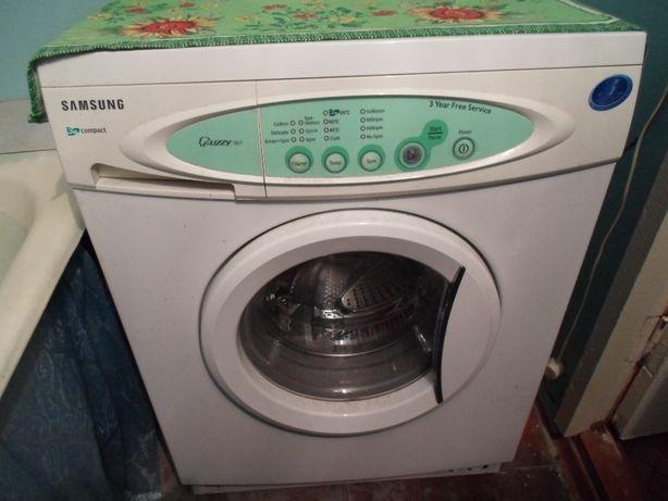 Стиральная машинка SAMSUNG