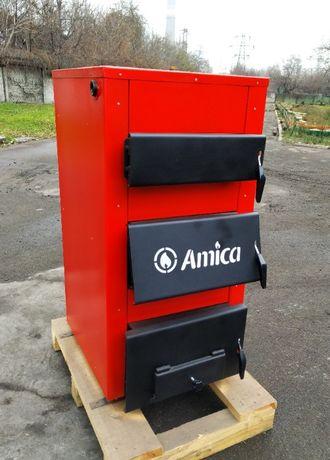 Продам твердотопливный котел 23 кВт