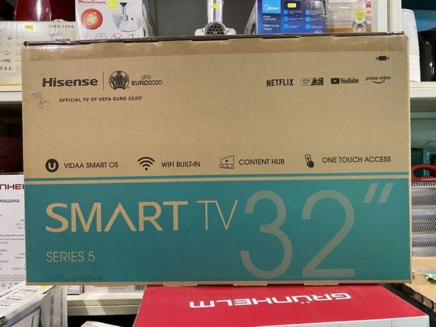 Телевизор hisense 32a5600f, Smart Tv, гарантия один год
