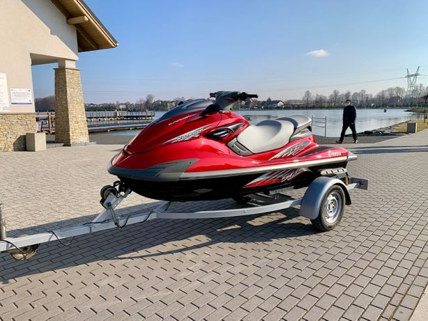 Skuter wodny Yamaha Waverunner FZS SHO 1.8 Turbo, stan idealny, 50Mhr