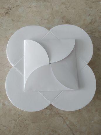 Mini koperty w pełni zamykane (np. na magnesy)