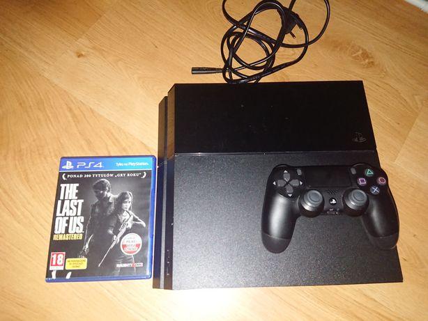 SONY PS4 500GB   THE last od Us
