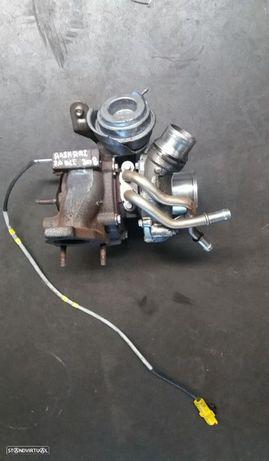 Turbo Nissan Qashqai / Qashqai +2 I (J10, Nj10, Jj10e)