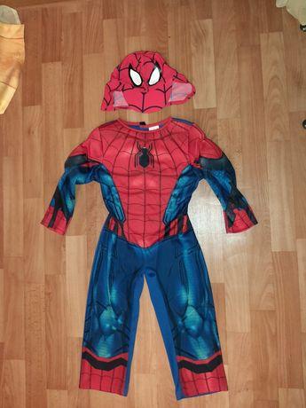 Карнавальный костюм Человек Паук, Spider Man  от  3-4 лет