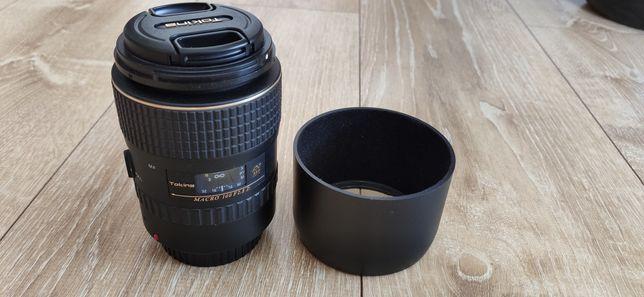 Tokina AT-X M100 F2.8 PRO D FX (Canon)