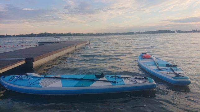 Deska pompowana SUP - Stand Up Paddle WYPO