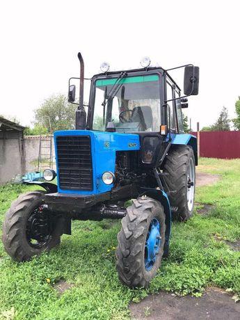 Продам трактор  МТЗ 82 Беларус