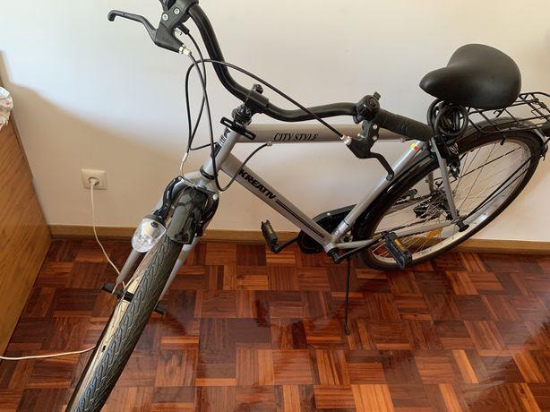Bicicleta Kreativ city style