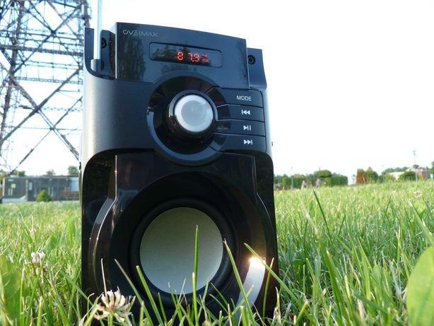 Głośnik  bluetooth  radio  przenośne  mini  wieża  kolumna