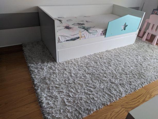 Carpete branca 2 m x 3 m