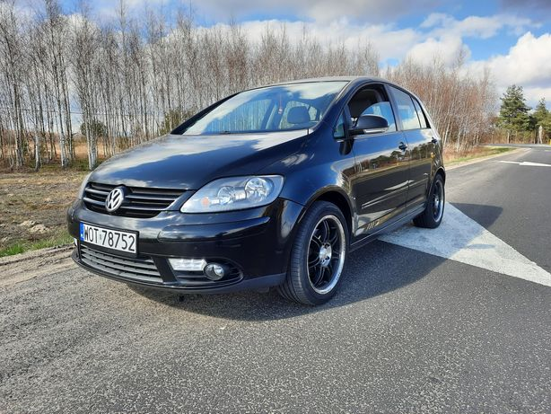 vw golf plus 2.0 tdi automat