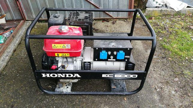 HONDA Agregat prądotwórczy EC5000 5,0KW