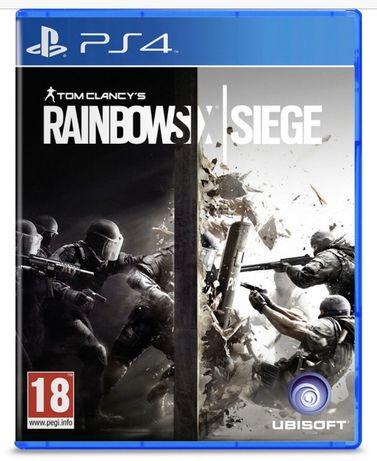 jogo PS4 Rainbowsixsiege