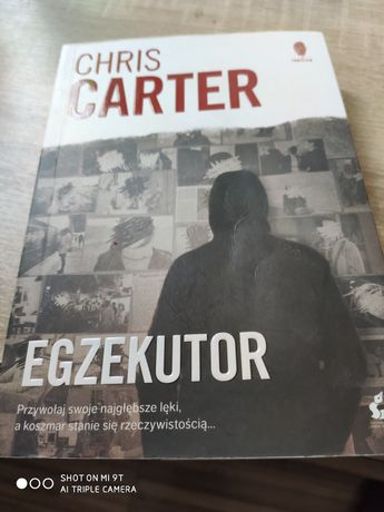 Chris Carter- Egzekutor