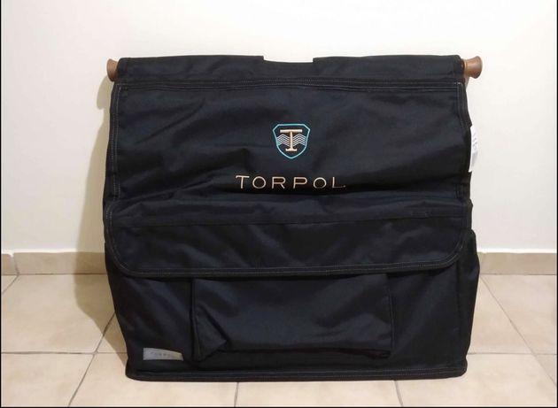 Czarna torba na boks - Torpol