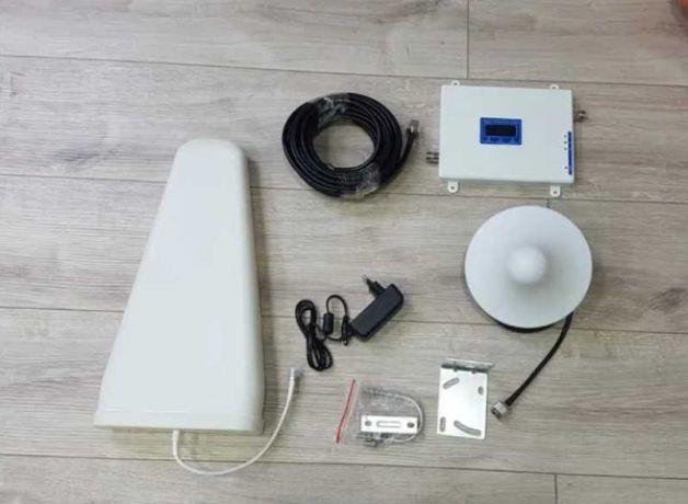 репитер  усилитель мобильной связи и интернета 3g 4g ретранслятор