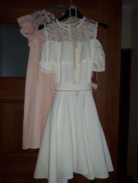 Sukienka na wesele, komunię 158